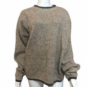 Vintage Woolrich Crewneck Pullover Wool Sweater L